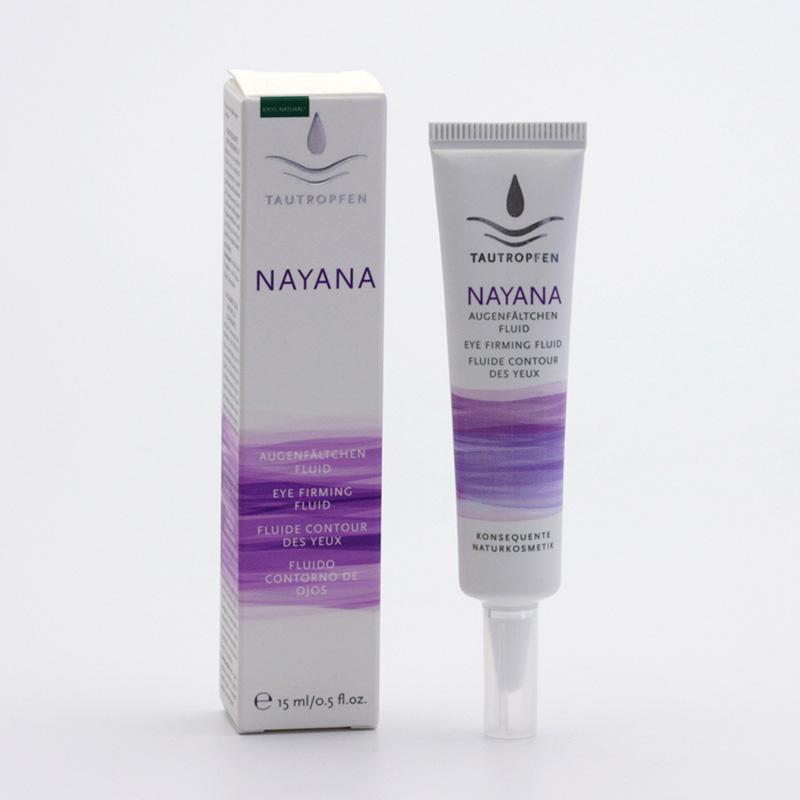 Tautropfen xxx Výprodej Zpevňující oční fluid Nayana 15 ml