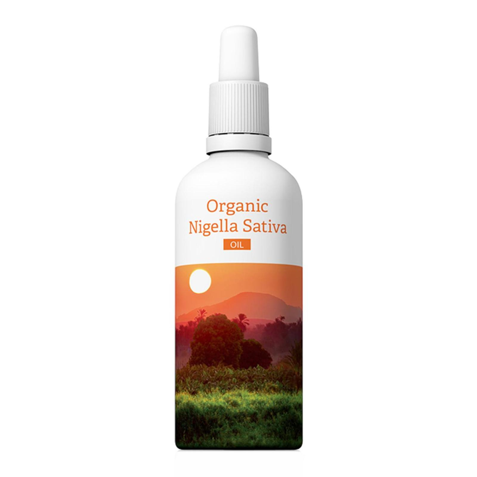 Energy Organic Nigella Sativa olej, bio 100 ml