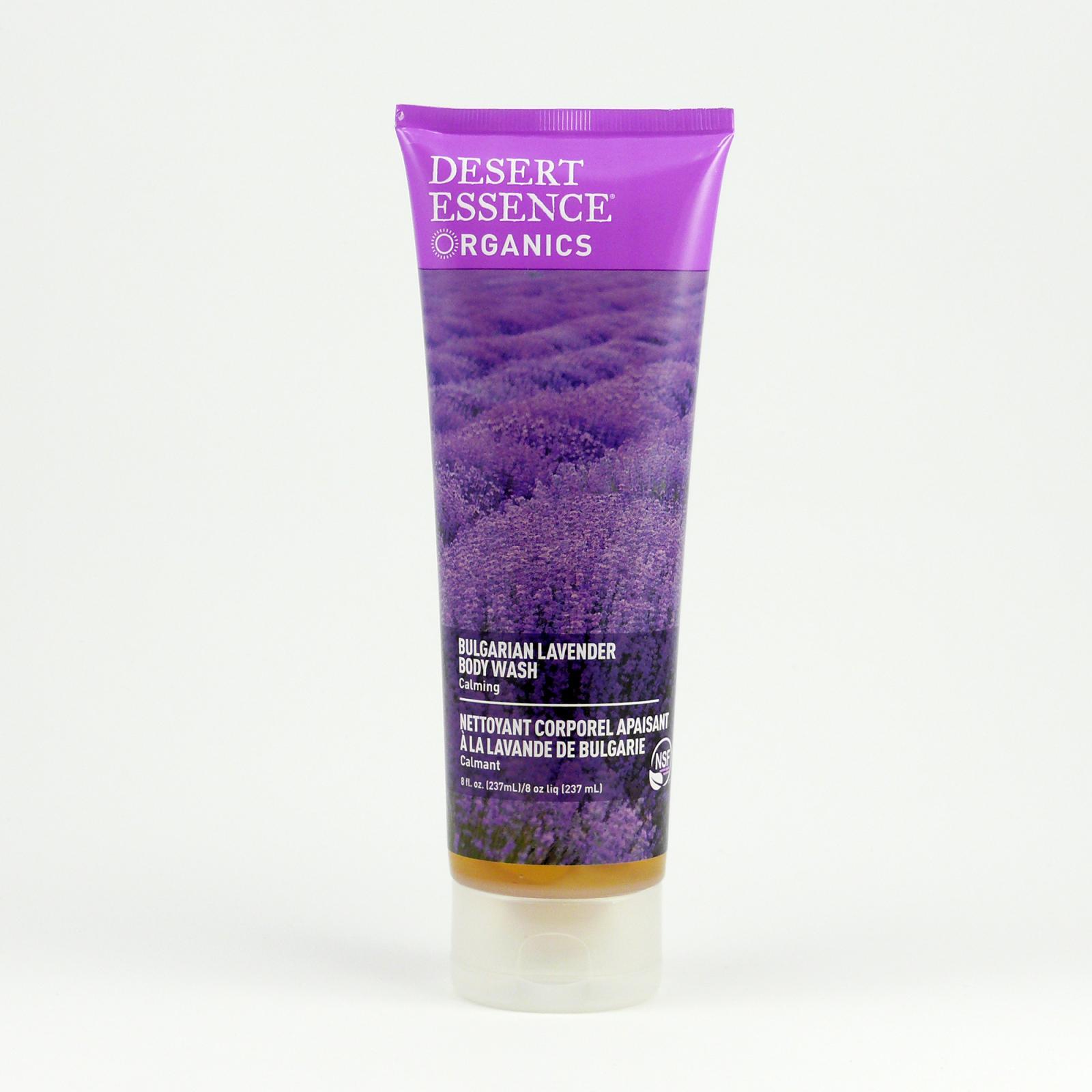 Desert Essence Sprchový gel levandule 237 ml