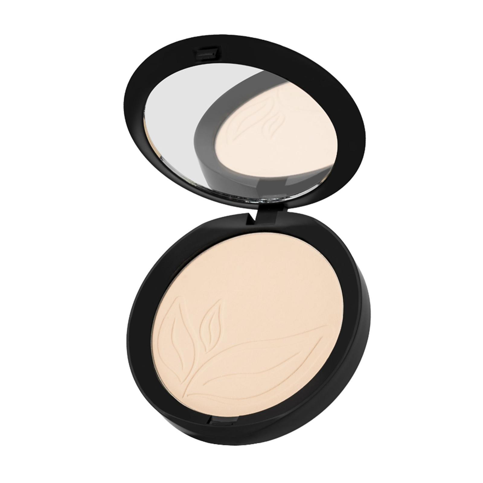 puroBIO cosmetics Kompaktní pudr 01 9 g