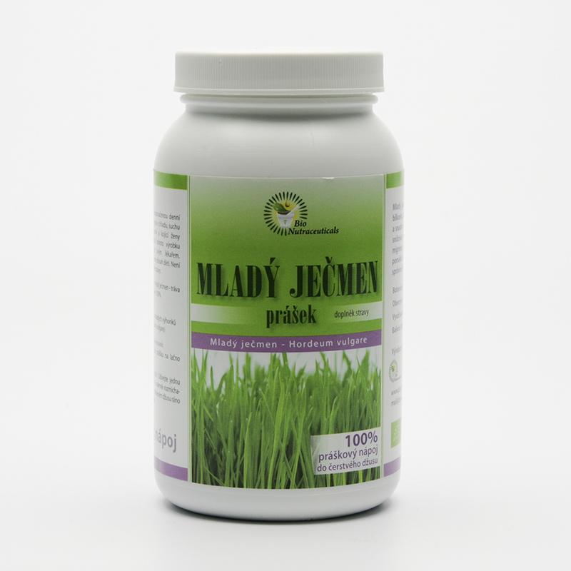 Bio Nutracare Mladý ječmen, prášek 80 g