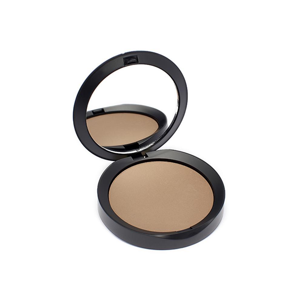 puroBIO cosmetics Kompaktní bronzer matující 02 9 g