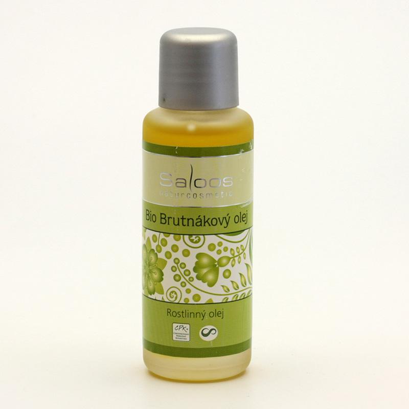 Saloos Brutnákový olej, bio 50 ml