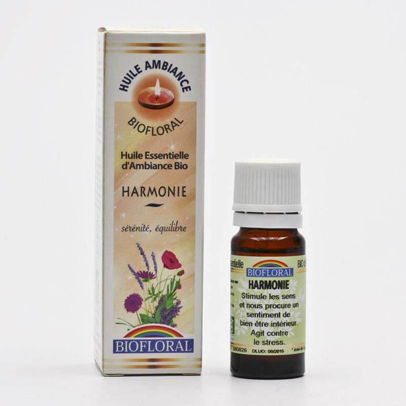 Biofloral Směs esenciálních olejů harmonie 10 ml