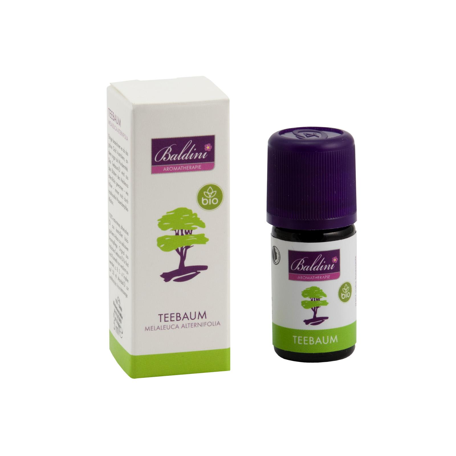 Taoasis Tea tree bio 5 ml, krabička