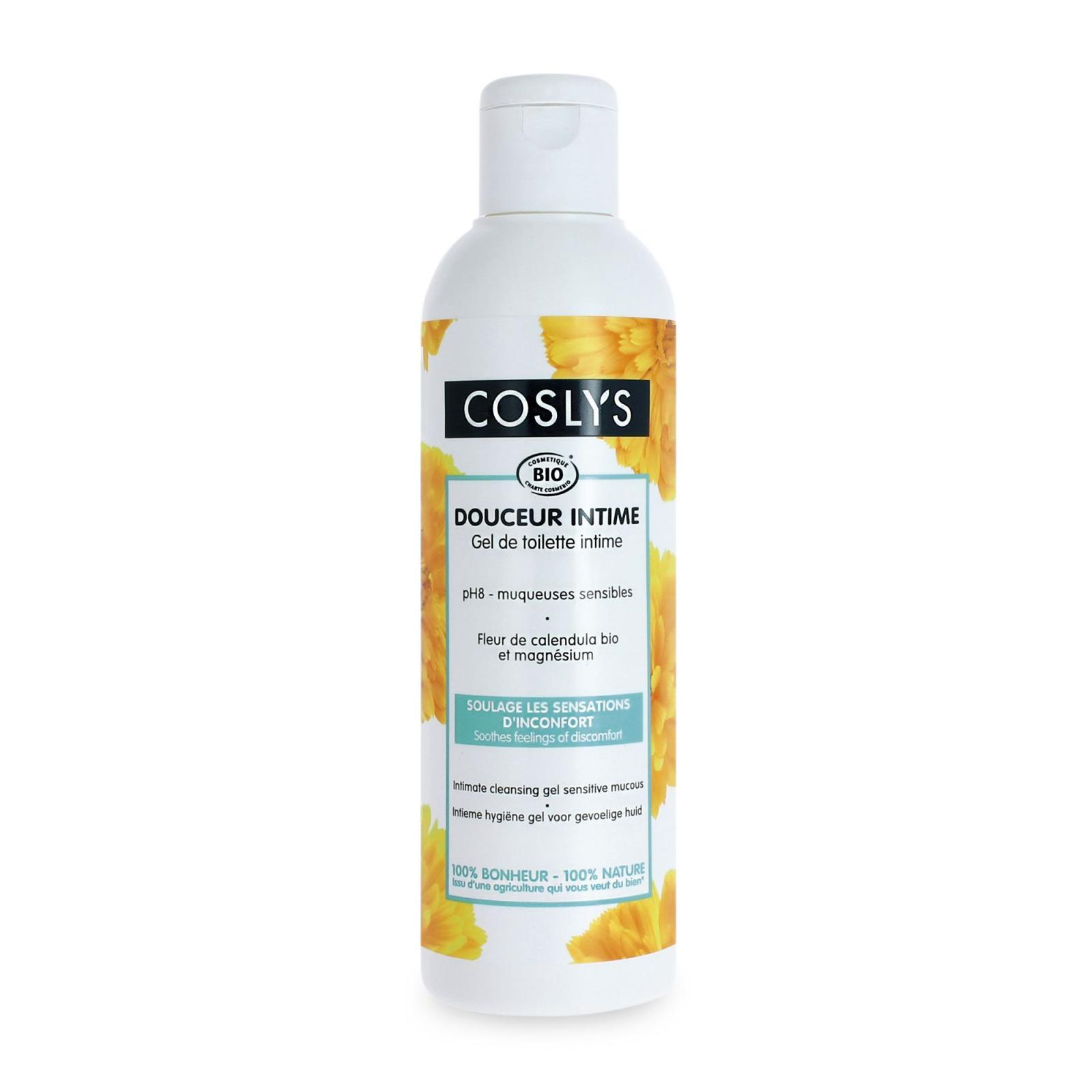Coslys Intimní mycí gel měsíček 250 ml