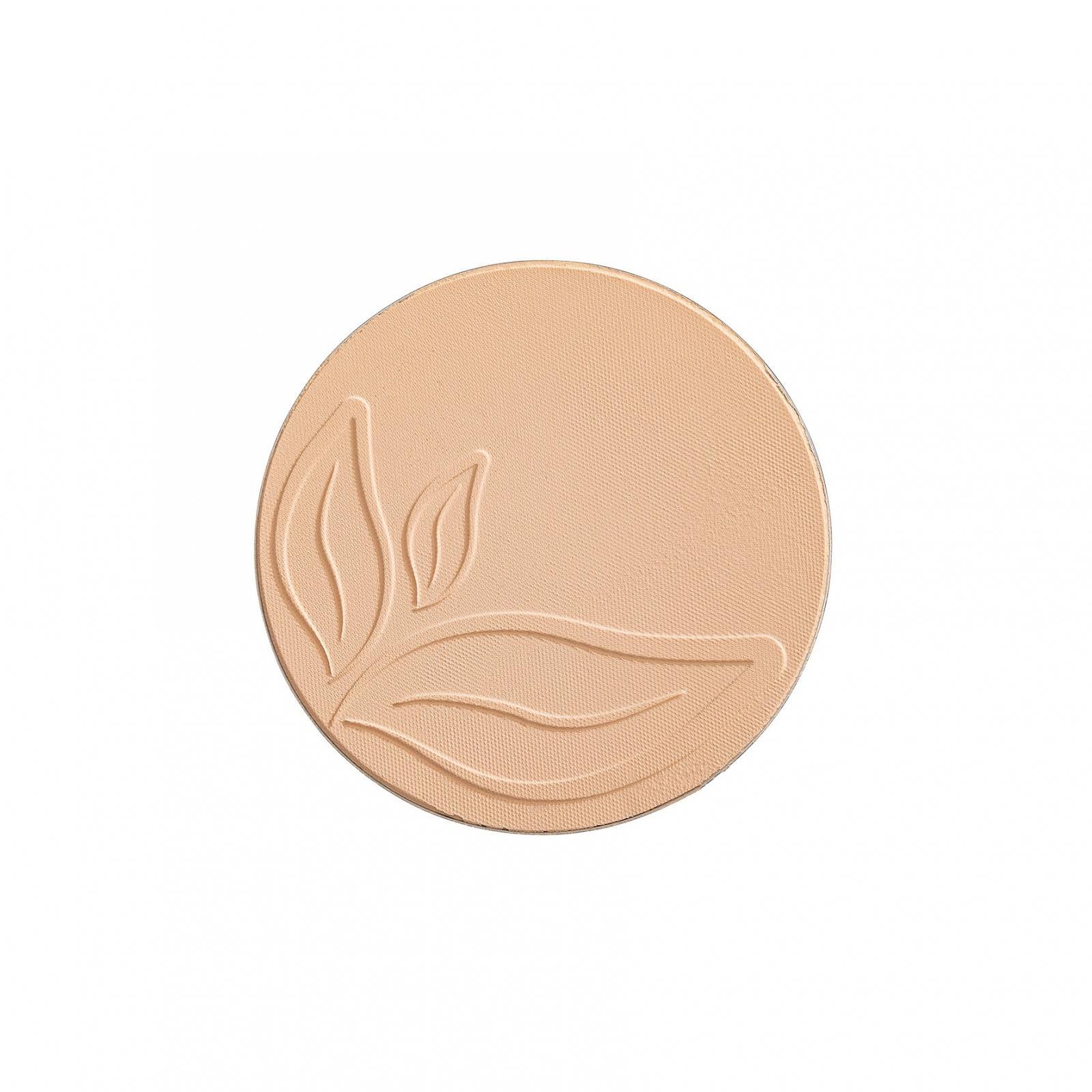 puroBIO cosmetics Kompaktní pudr 01 9 g náplň
