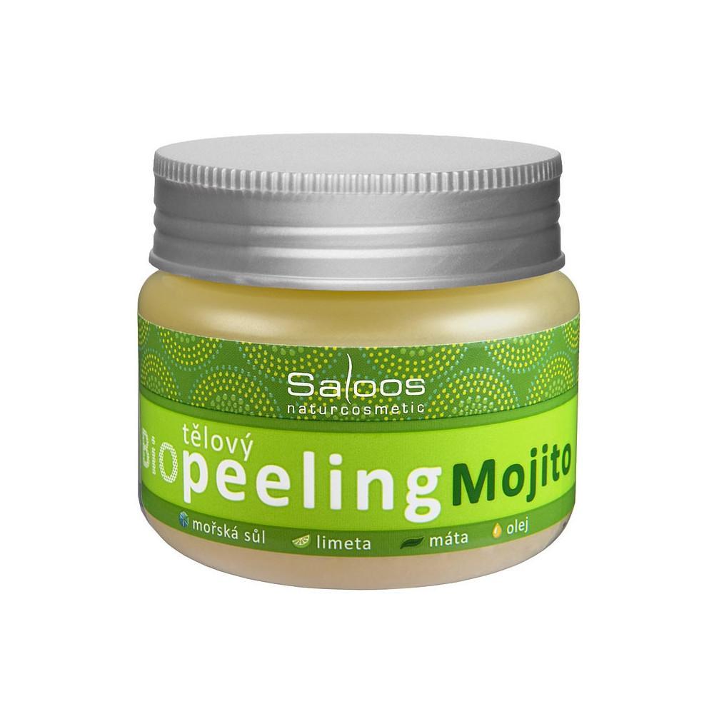 Saloos Tělový peeling mojito 140 ml
