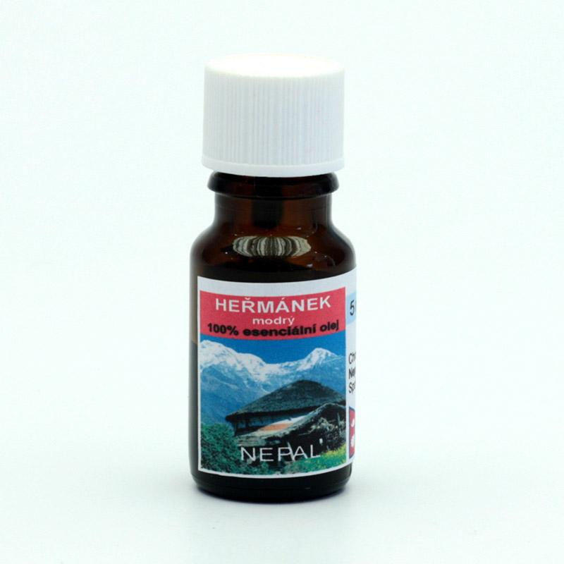 Chaudhary Biosys Heřmánek pravý, modrý 10 ml