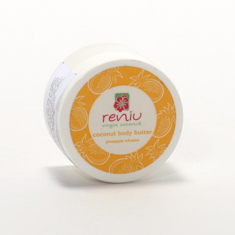 Reniu Fiji Obličejové a tělové máslo, ananas 15 ml