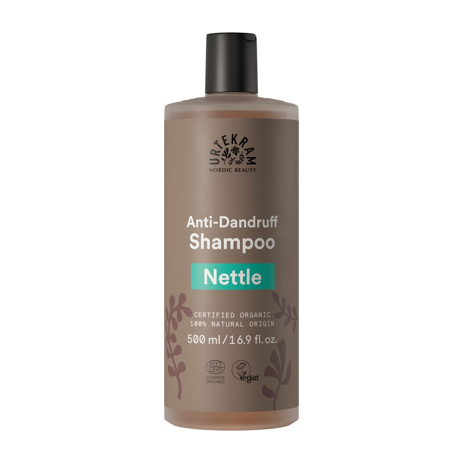 Urtekram Šampon kopřivový 500 ml