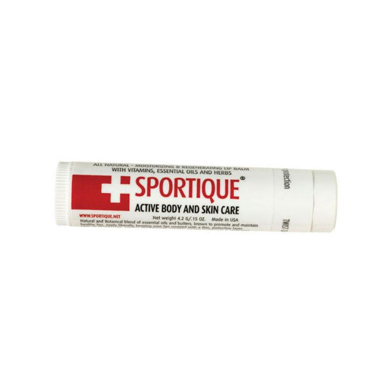 Sportique Pomáda na rty Višeň 4,2 g