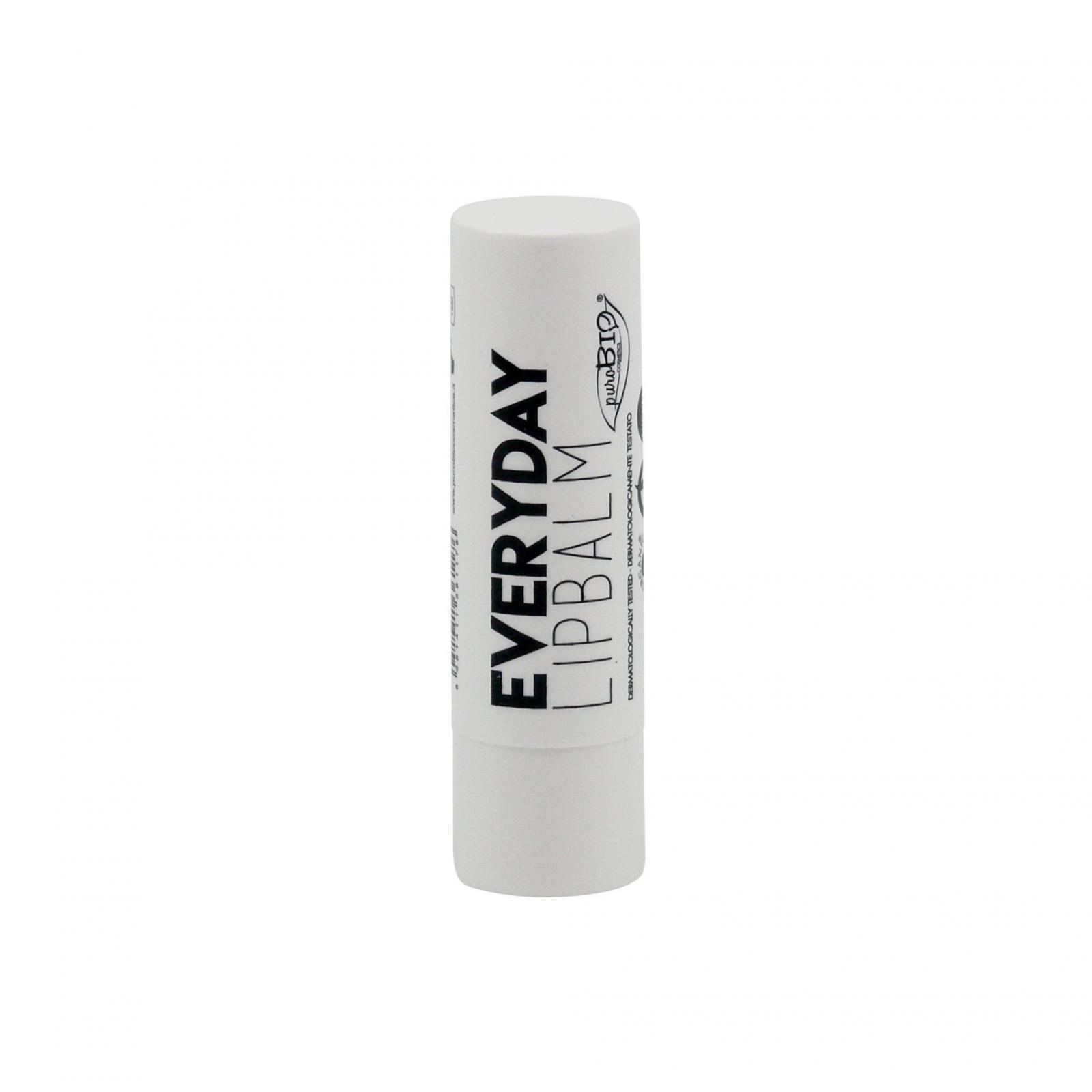 puroBIO cosmetics Balzám na rty pro každý den 5 ml