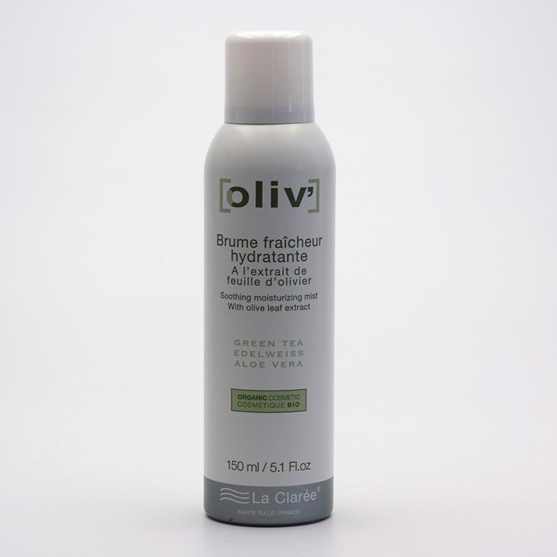 La Clarée Pleťová voda tonizující, mlha, oliv' 150 ml