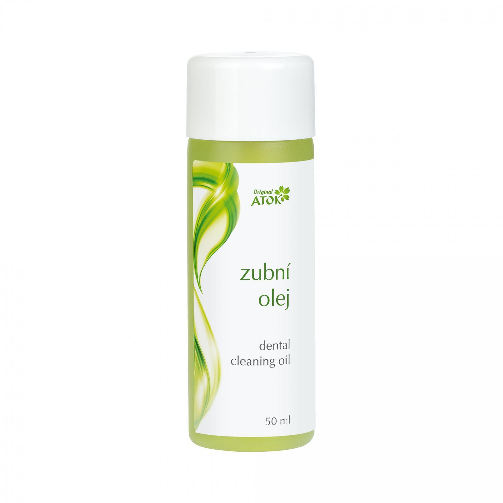 Original ATOK Zubní olej 50 ml
