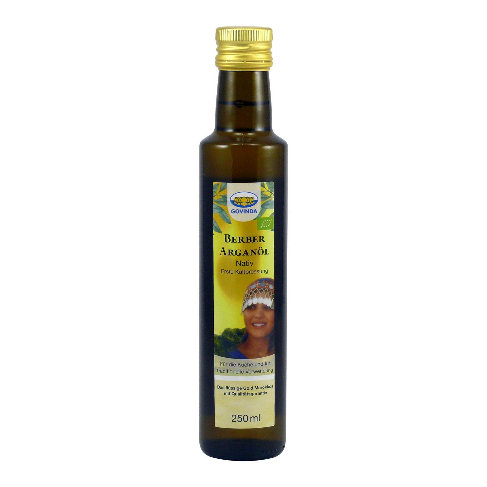 Govinda Arganový olej 250 ml
