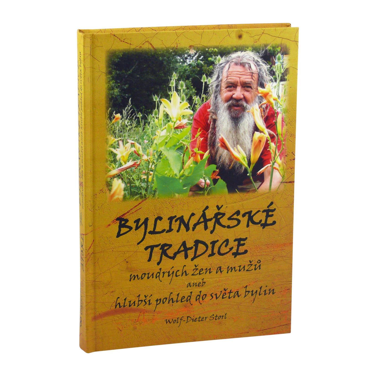 Bylinářské tradice, Wolf-Dieter Storl 300 stran