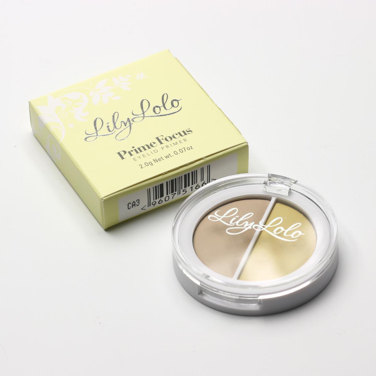 Lily Lolo Mineral Cosmetics Krémová báze pod oční stíny Eye Primer 4 g
