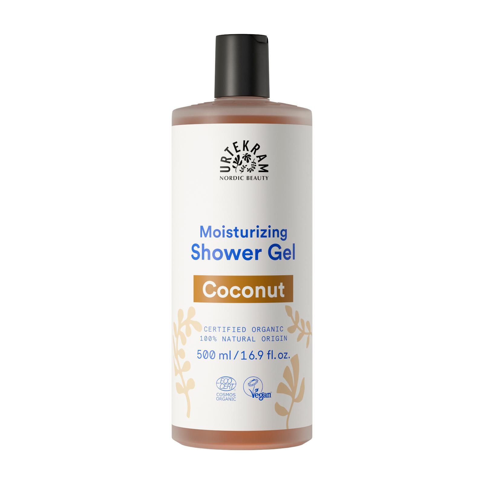 Urtekram Sprchový gel kokosový 500 ml