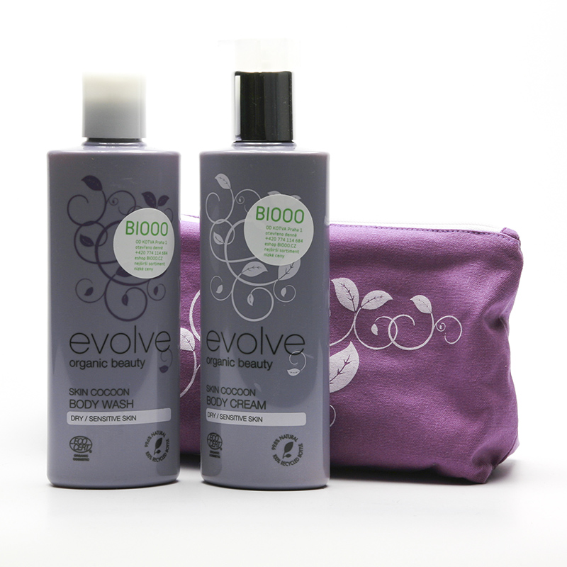 Evolve  x Cocoon Body Duo, Perfect Partners  2 ks, celkem 400 ml
