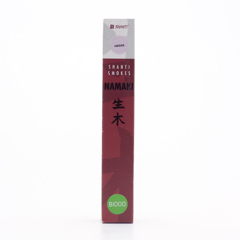 Namaki Vonné tyčinky japonské Amber 10 ks