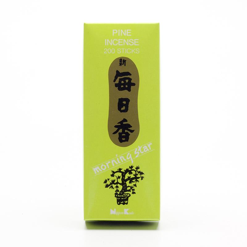 Nippon Kodo Vonné tyčinky japonské Morning Star Pine 200 ks