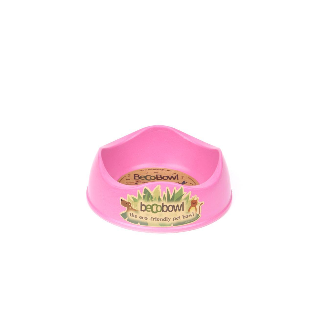 Beco Pets Beco Bowl Small 1 ks, růžová