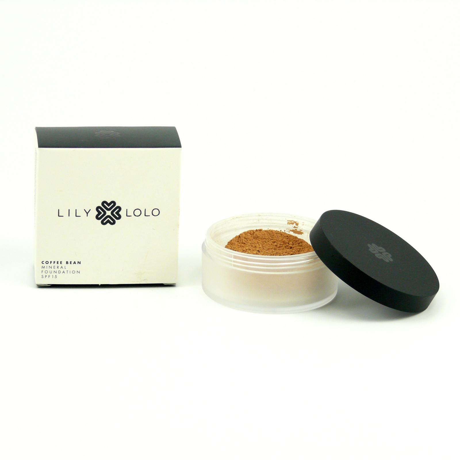Lily Lolo Mineral Cosmetics Minerální make-up Coffee Bean 10 g
