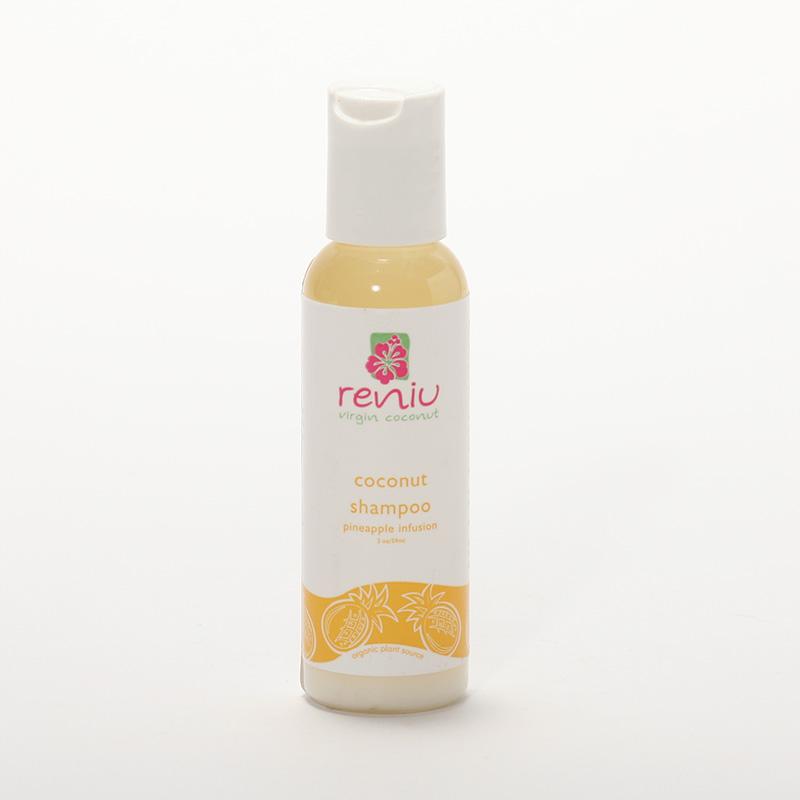 Reniu Fiji Šampon z kokosového mléka, ananas 59 ml