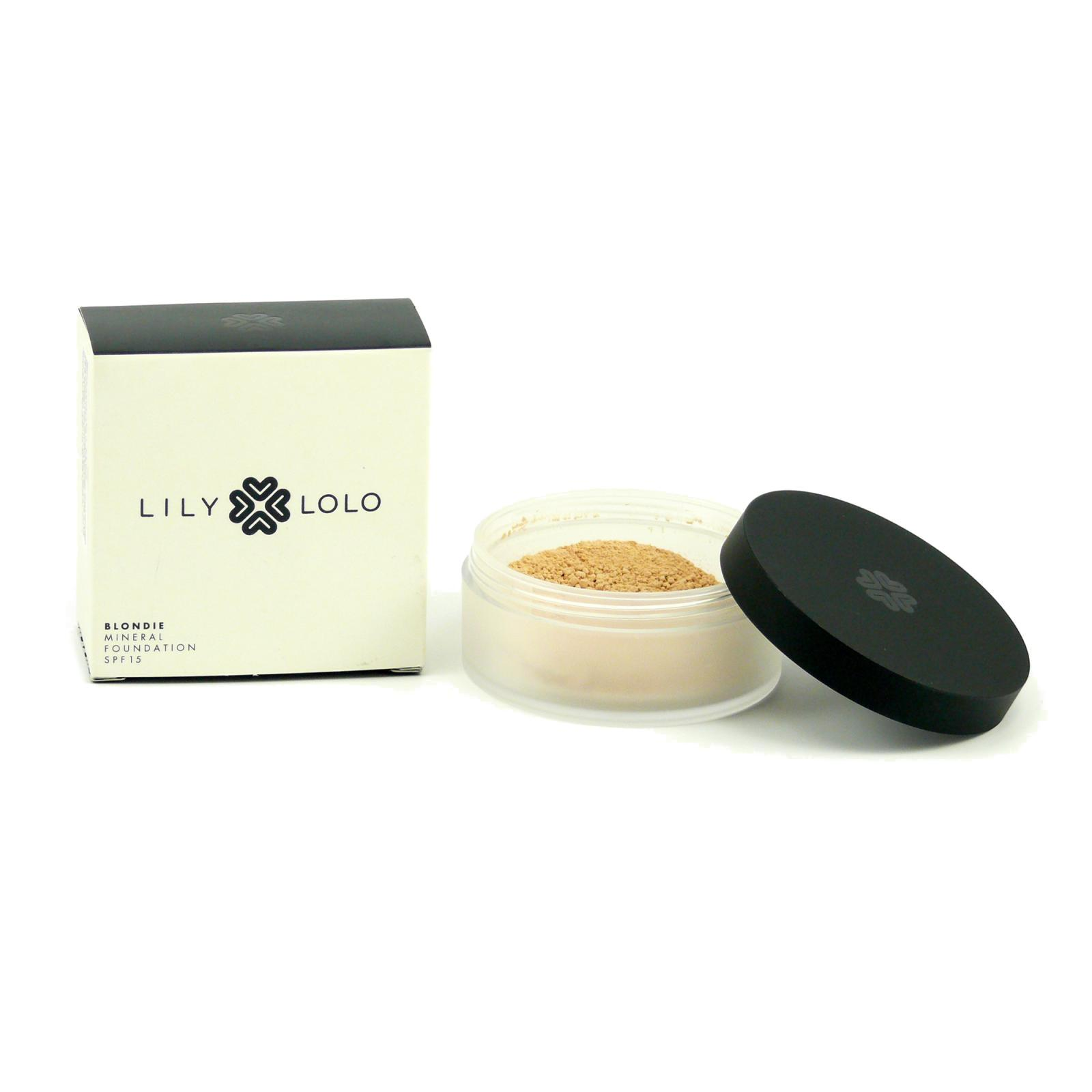 Lily Lolo Mineral Cosmetics Minerální make-up Blondie 10 g