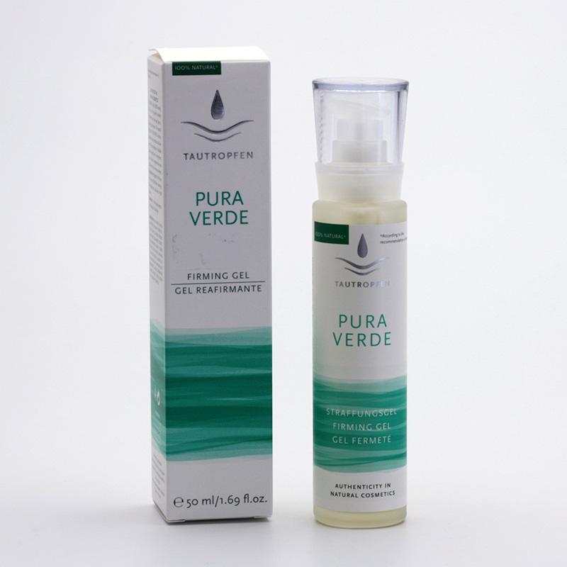Tautropfen xxVýprodej Gel vypínací Pura Verde 50 ml