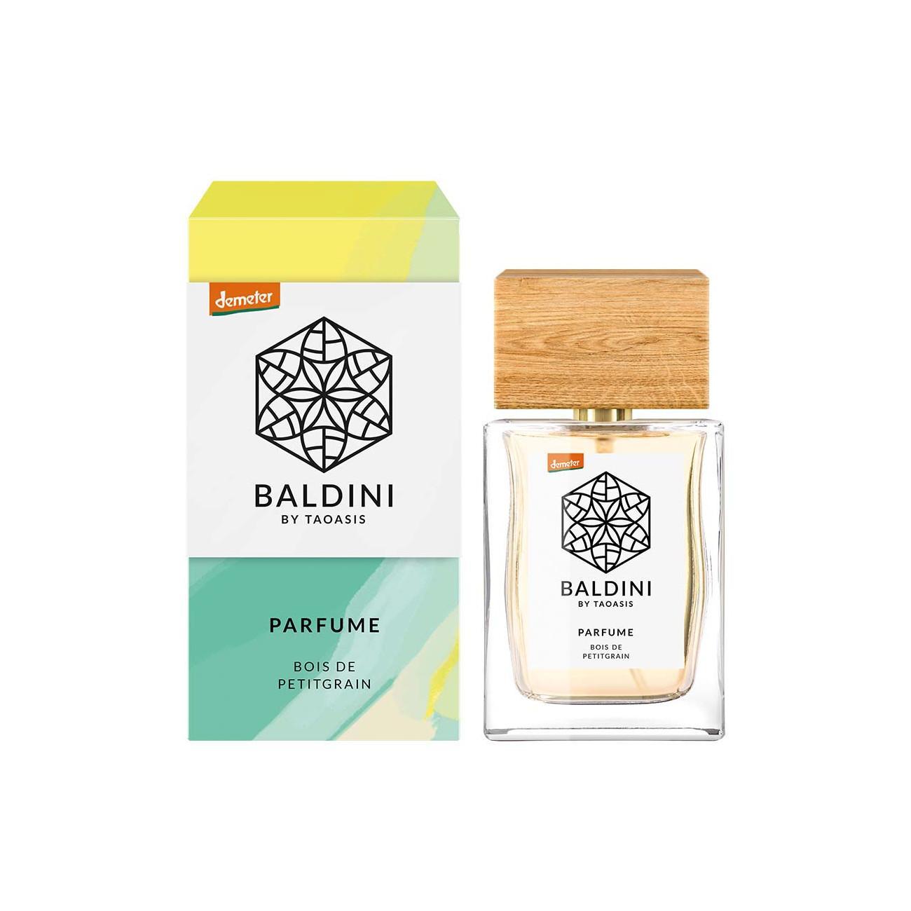 Taoasis Bio parfém Bois de Petit Grain, Baldini 30 ml