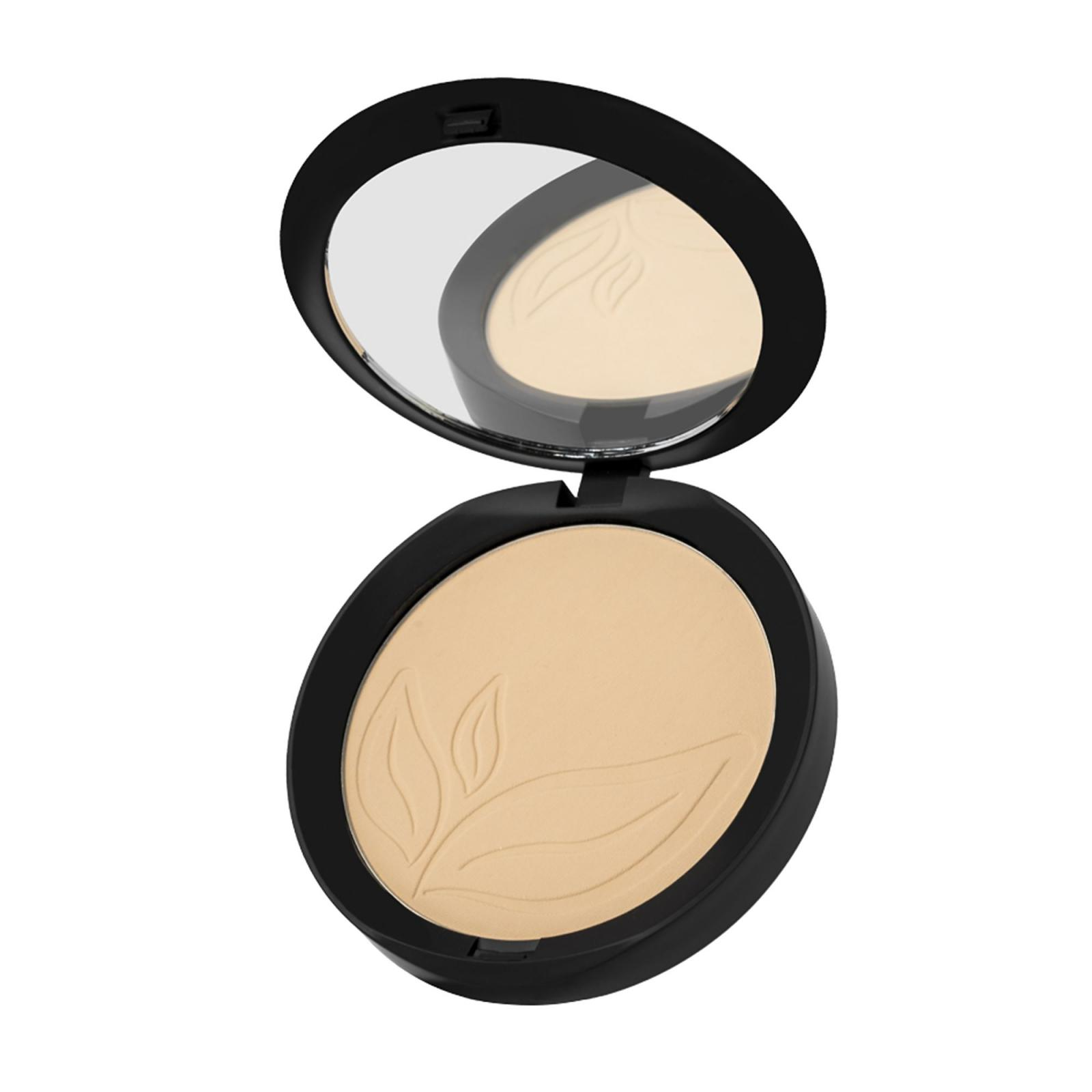 puroBIO cosmetics Kompaktní pudr 02 9 g