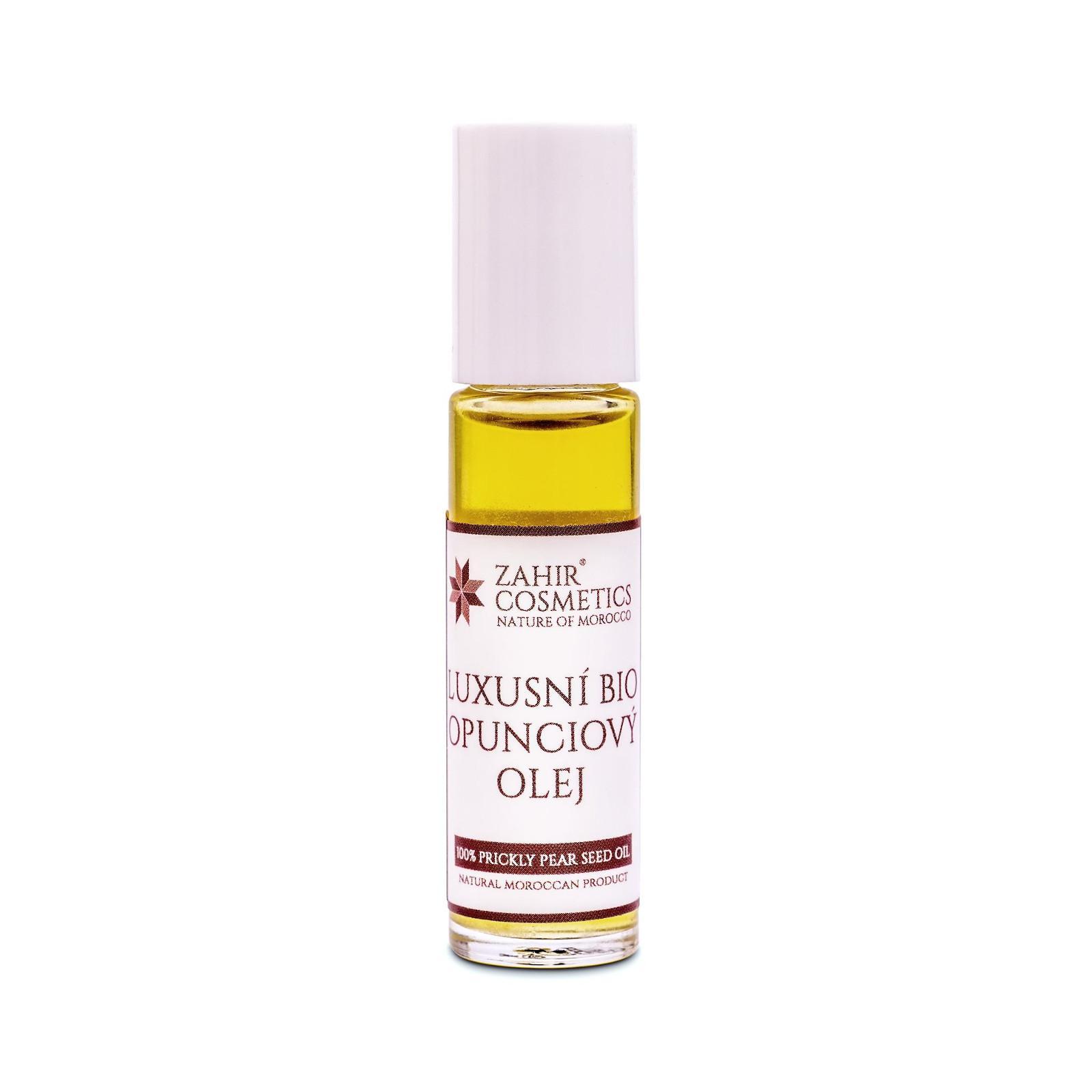 Zahir Cosmetics Opunciový olej 10 ml, roll-on