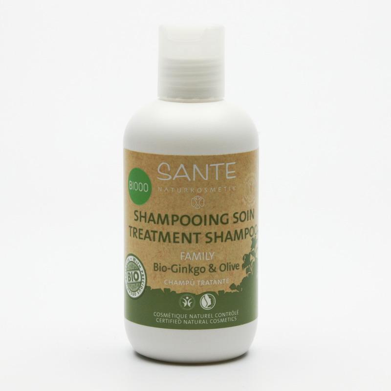 Santé Šampon grapefruit a bio oliva, Family 200 ml