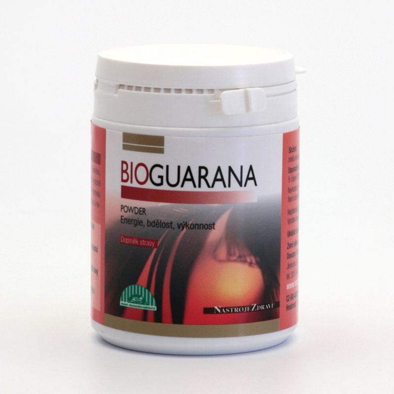 Nástroje Zdraví Výprodej Guarana, prášek 100 g