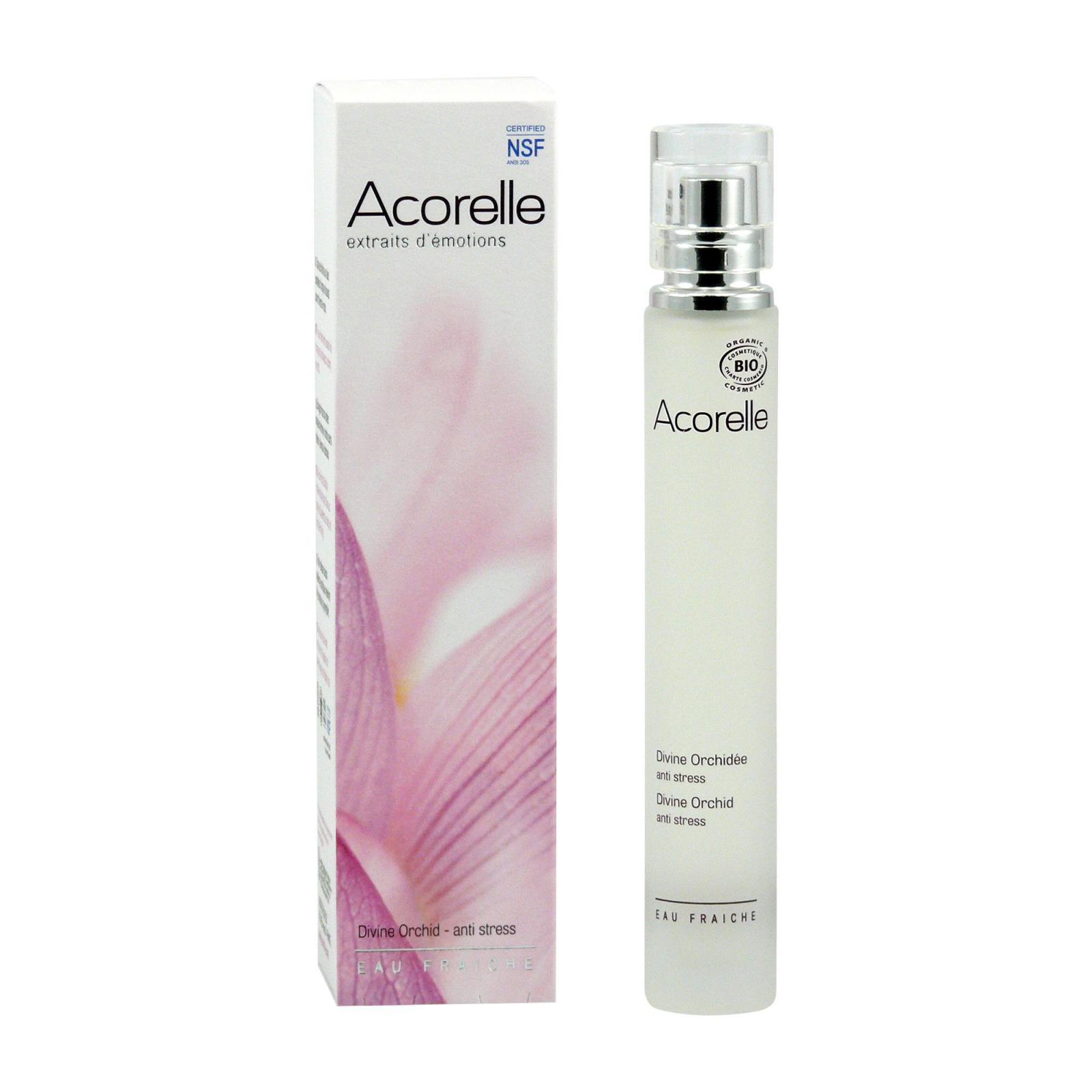 Acorelle Osvěžující voda Orchidej 30 ml