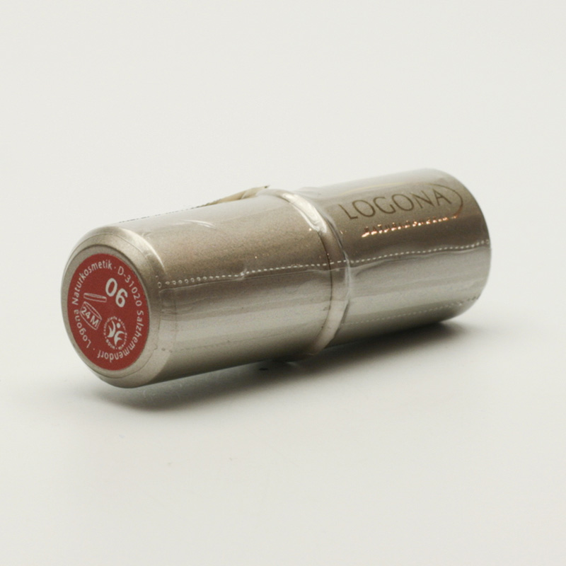 Logona Výprodej Rtěnka klasik 06, Teracotta 4 g