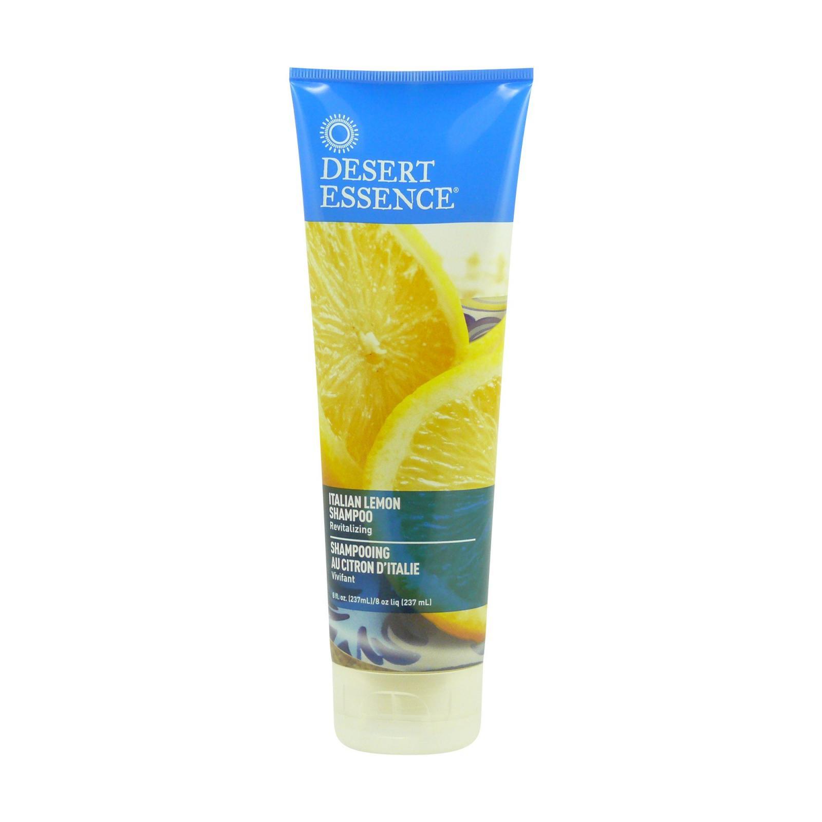 Desert Essence Šampon italský citron 237 ml