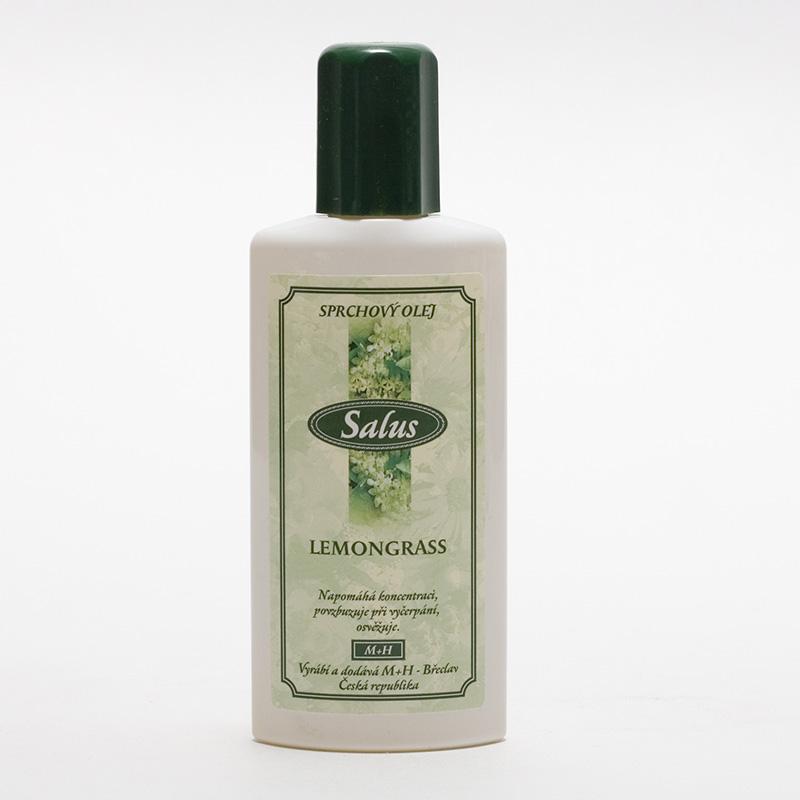Saloos x Sprchový olej lemongrass 100 ml