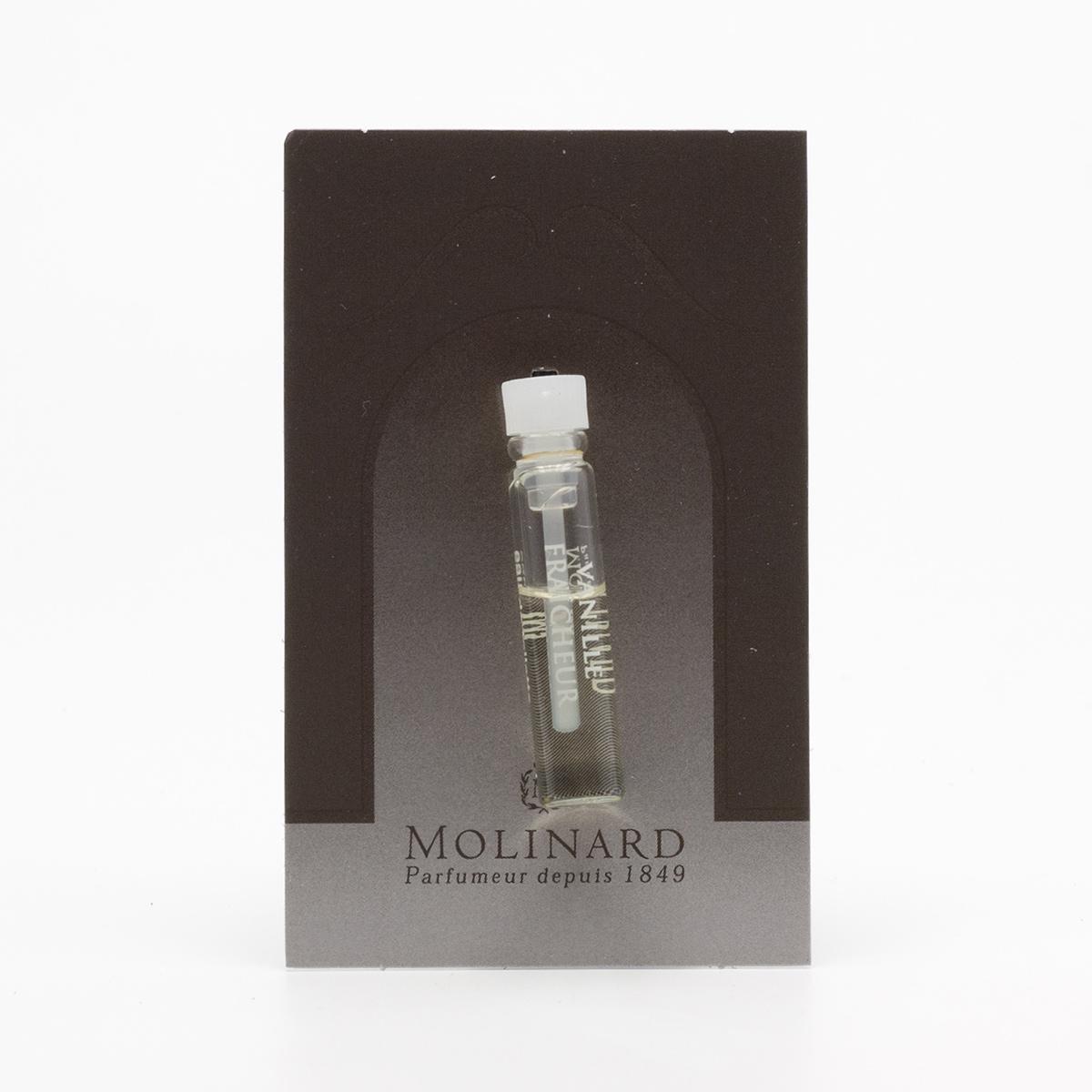 Molinard Toaletní voda Vanille Fraicheur 1 ml