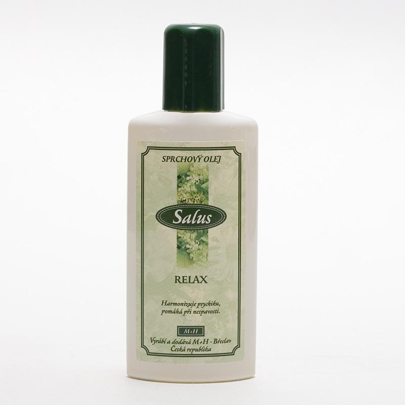 Saloos x Sprchový olej relax 100 ml
