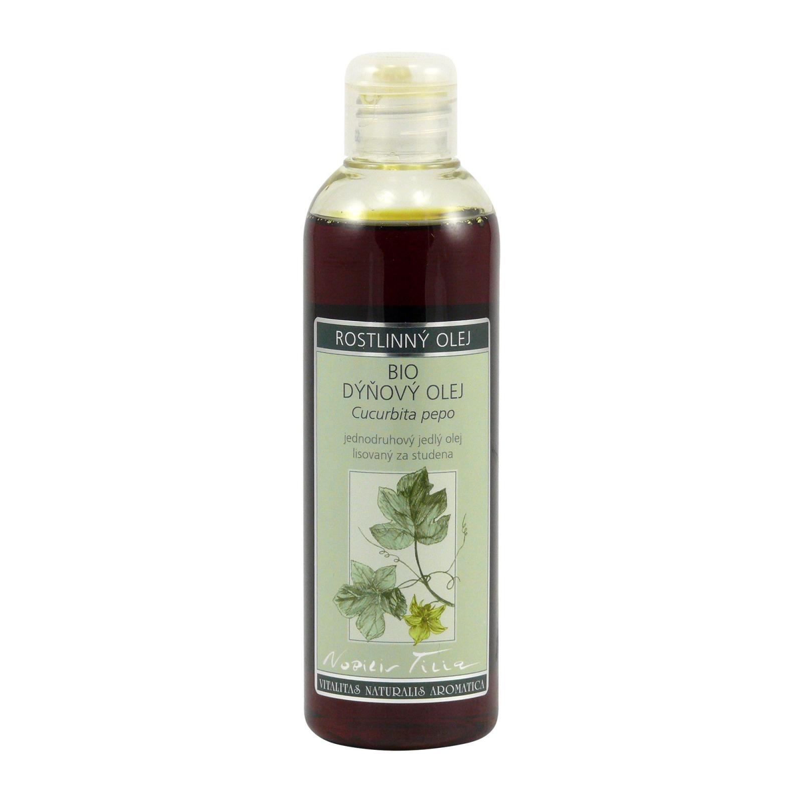 Nobilis Tilia Dýňový olej, bio 200 ml