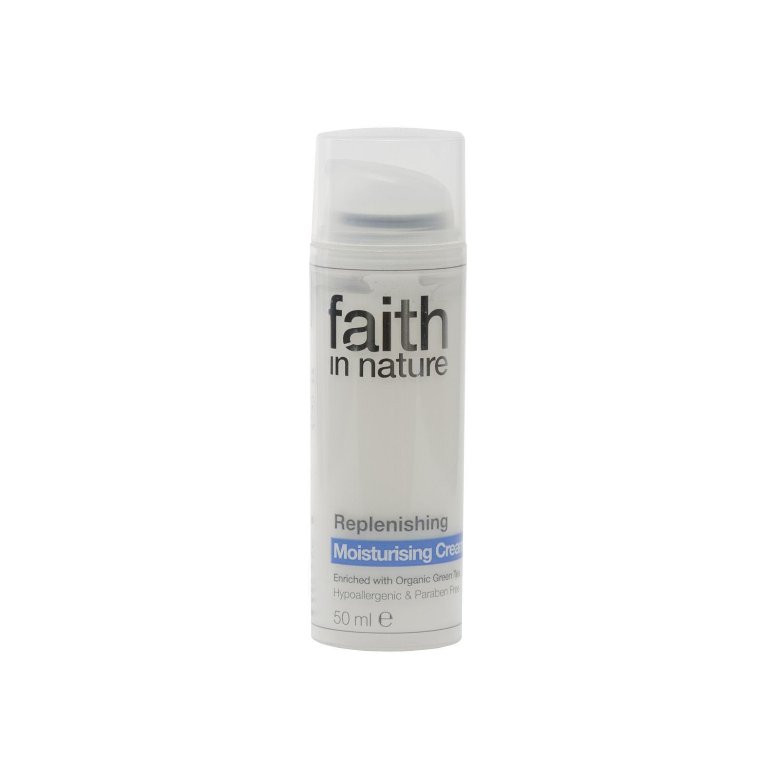 Faith in Nature Hydratační krém proti vráskám 50 ml
