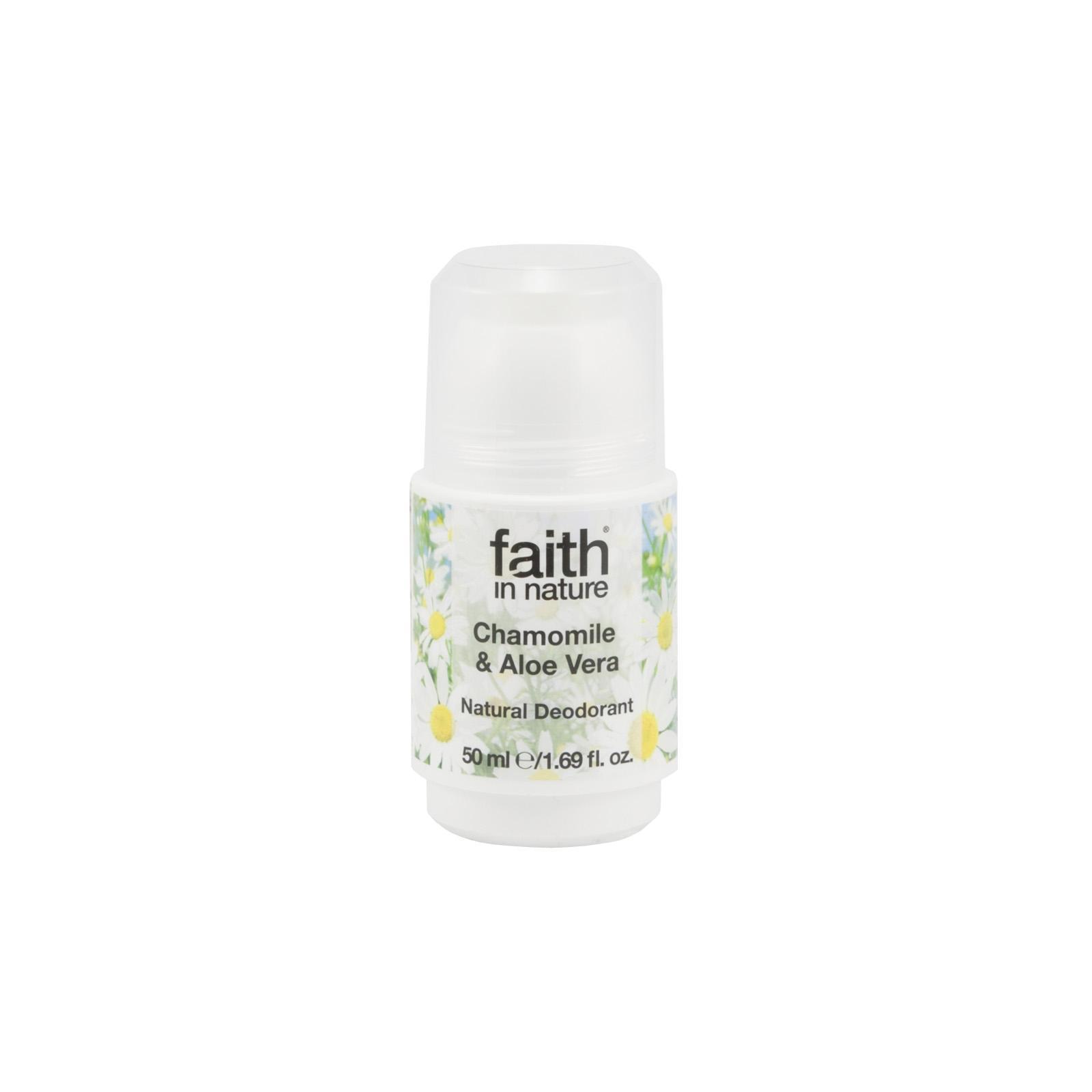 Faith in Nature Deo kulička heřmánek 50 ml