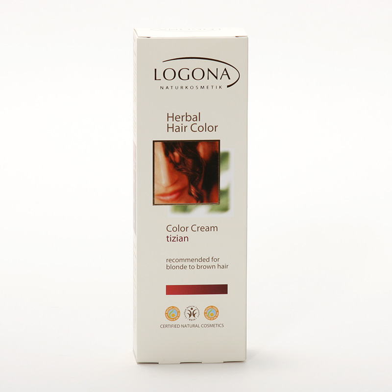 Logona Color creme, ticián 150 ml