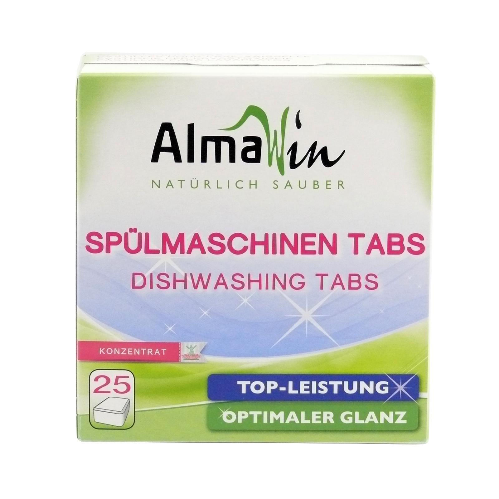 AlmaWin Tablety do myčky 500 g, 25 ks
