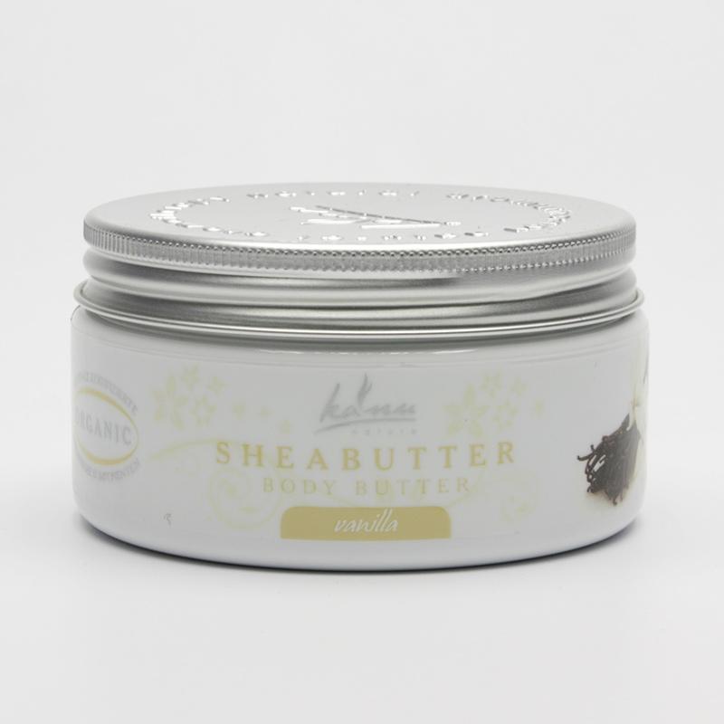 Kanu  Výprodej Tělové máslo vanilka 190 g