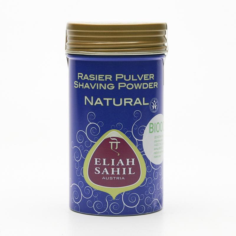 Eliah Sahil Ájurvédský prášek na holení 113 g