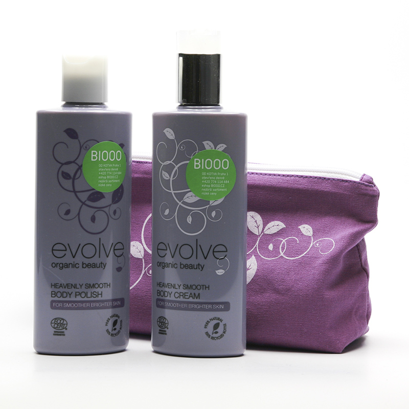 Evolve  x Heavenly Body Duo, Perfect Partners  2 ks, celkem 400 ml